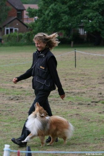 ESSC Sheltie Training Camp Weekend, June 2010